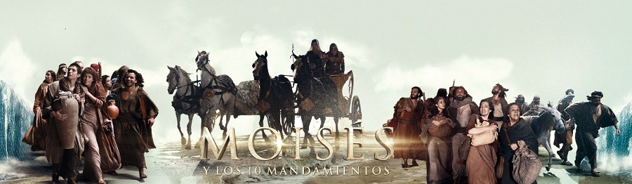 Moises y los diez mandamientos capitulo 206