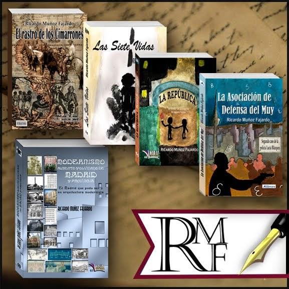 Ricardo Muñoz Fajardo -Escritor. Blog