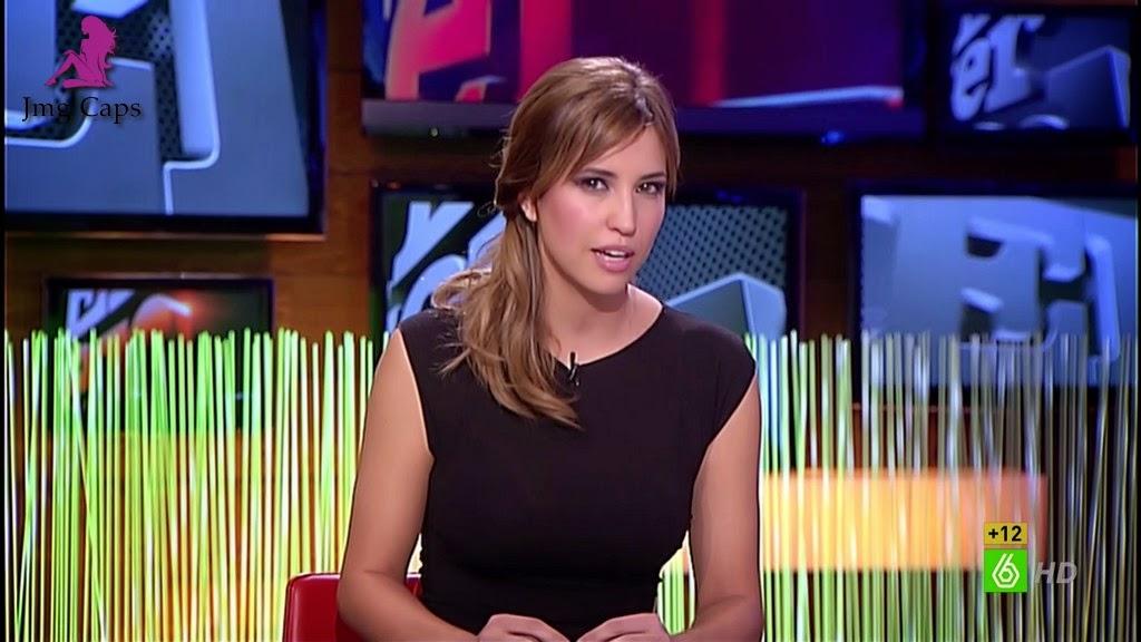 SANDRA SABATES, EL INTERMEDIO (11.12.14)