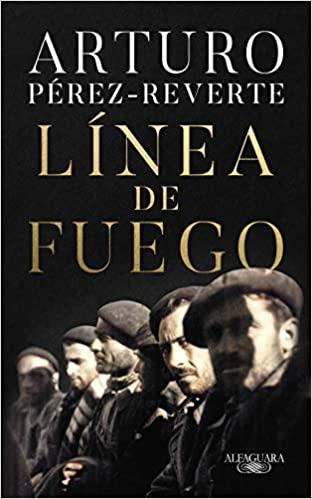 Línea de fuego, Arturo Pérez-Reverte