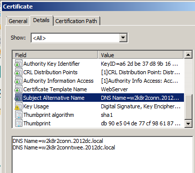Vmware view certificates and thumbprints man in the middle issue the command for this is certreq accept certnewcer where certnewcer is the name i chose for the certificate yadclub Images