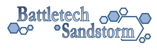 Battletech Sandstorm