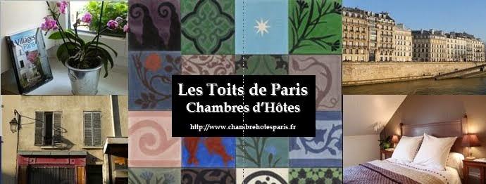 Chambres d'hôtes - Les Toits de Paris