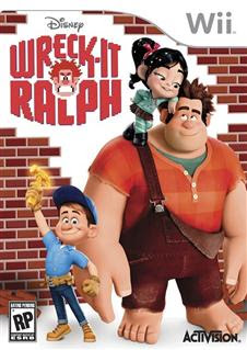 Wreck it Ralph   Nintendo Wii