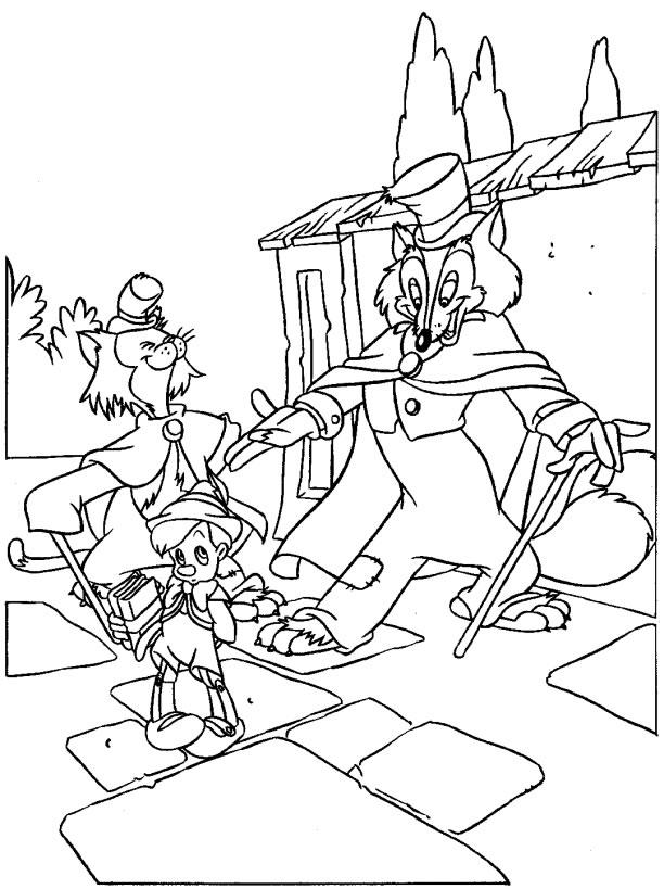 Cinema E Teatro Pinocchio Walt Disney Trama Commento Video E