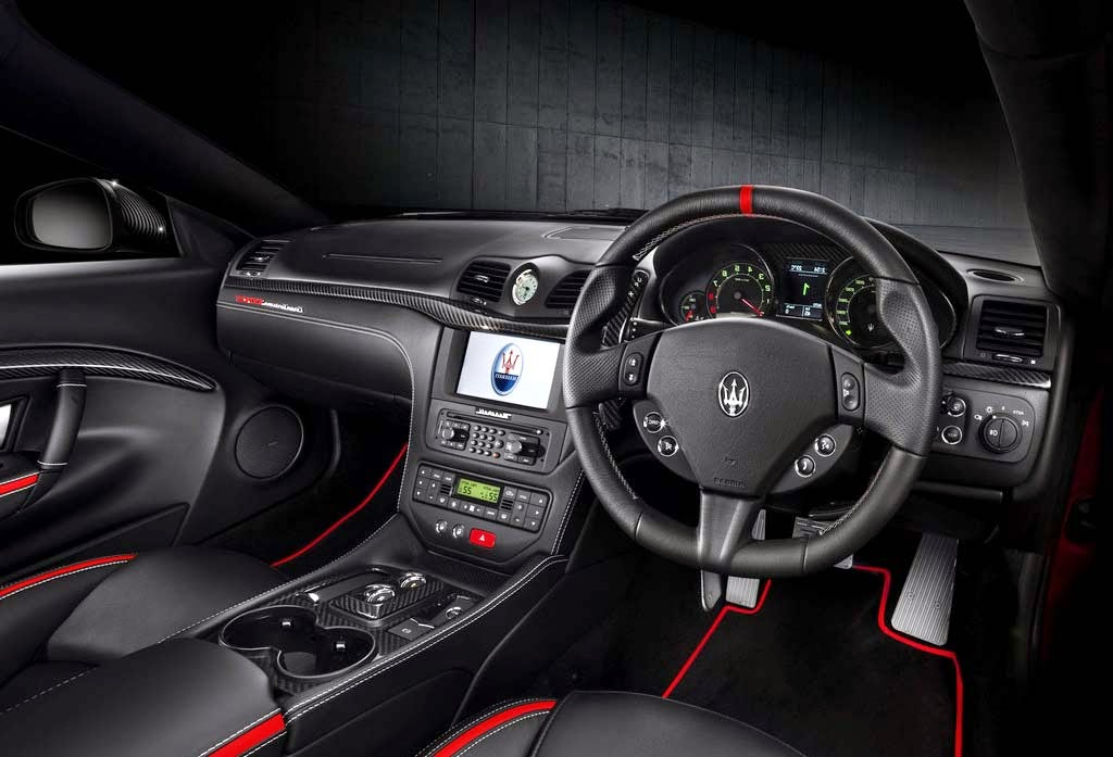 2016 gran turismo mc 2017 2018 best cars reviews for Maserati granturismo s interieur