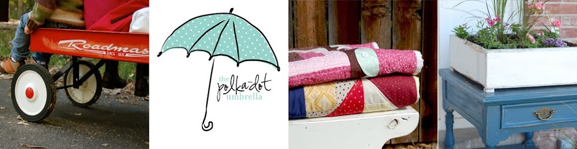 The Polka-Dot Umbrella