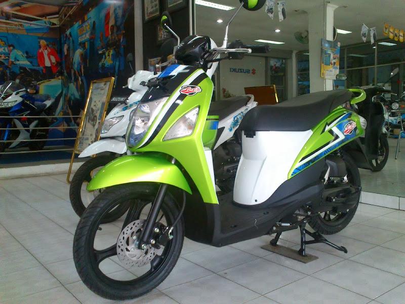 Suzuki Let's title=