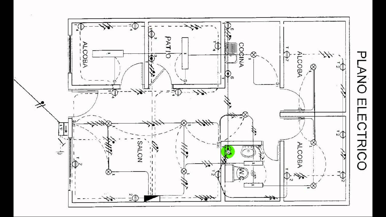 ciencias graficas planos electricos con simbologia y diagrama