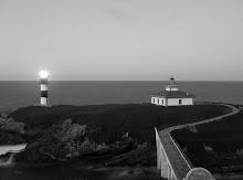Luz en la noche