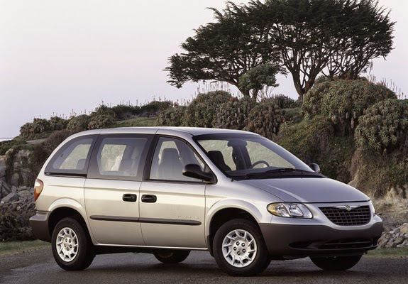 The ultimate car guide car profiles chrysler voyager for Interieur chrysler voyager 2000