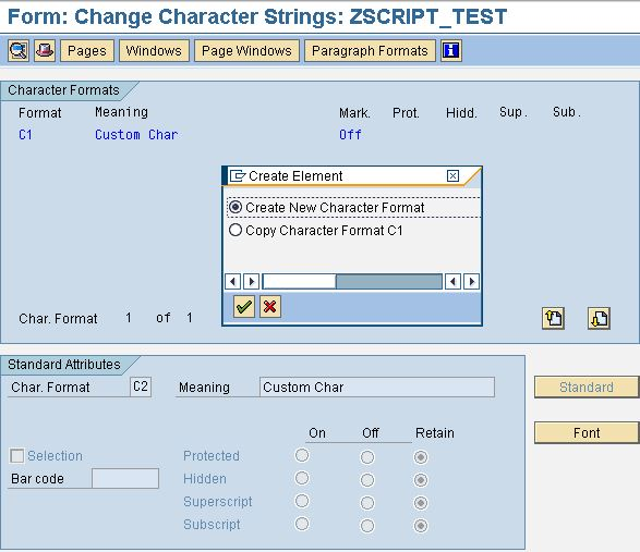 sap abap 4 tutorial create bar code in sap script rh sapabap 4 blogspot com SAP Books for Beginners SAP Navigation Menu