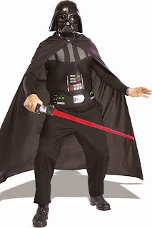Star Wars Episode 3 - Darth Vader Adult Costume Kit