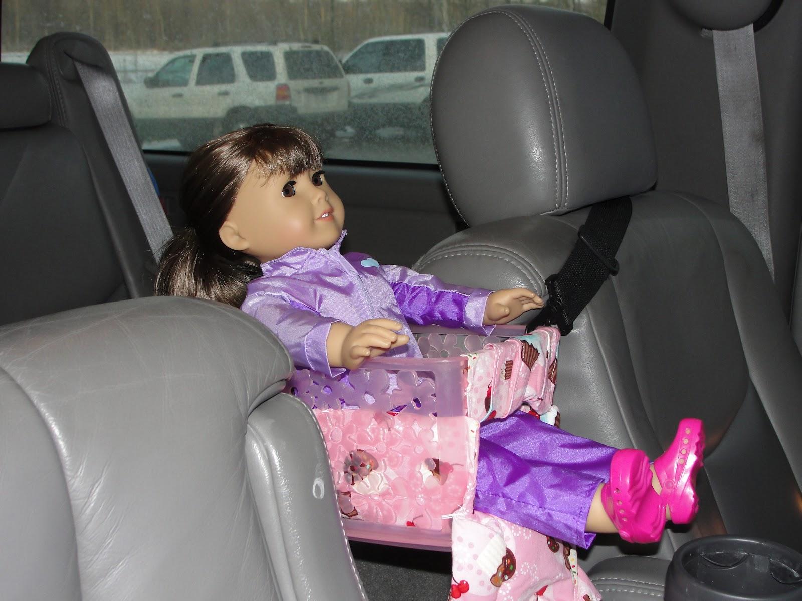 Inch Doll Car Seat
