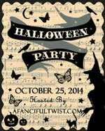 It's a party hosted by Fanciful Twist!