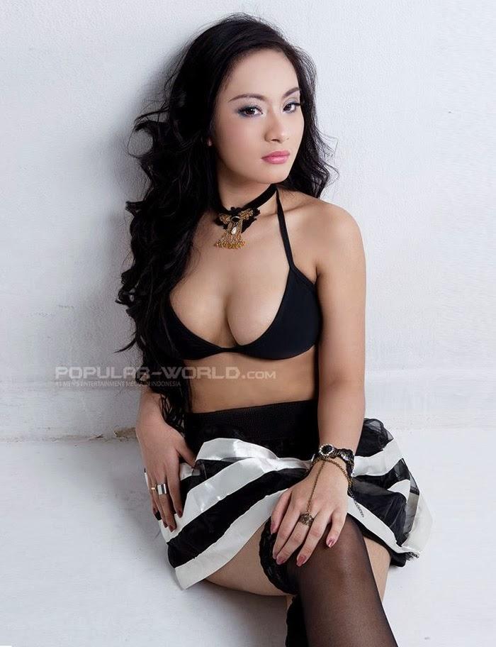 foto ngentot memek  bugil mesum Foto Seksi Tata Dewi Model Sexy Majalah POPULAR