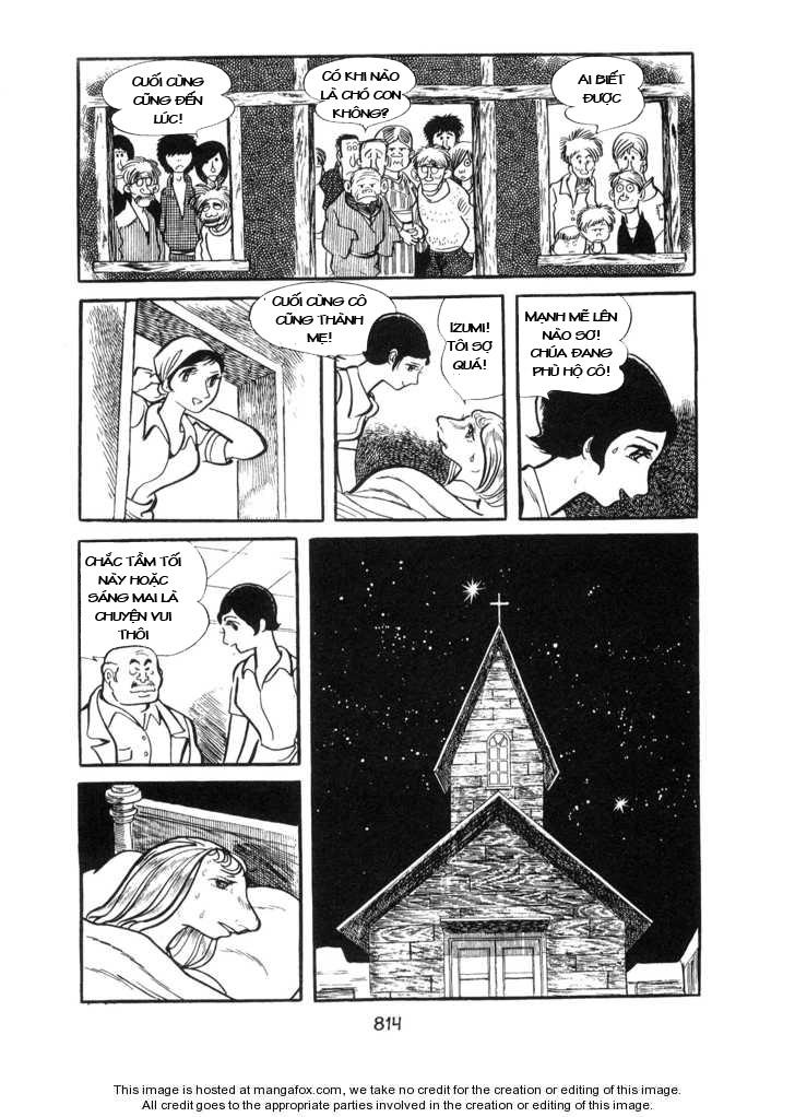 Ode to Kirihito: Chapter 20