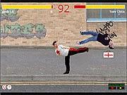 Đại ca đường phố, chơi game đánh nhau cực hay tại gamevui.biz