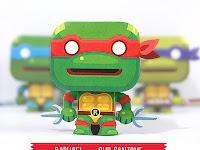 Mini Raphael - TMNT