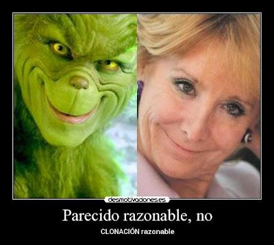Memes Esperanza Aguirre