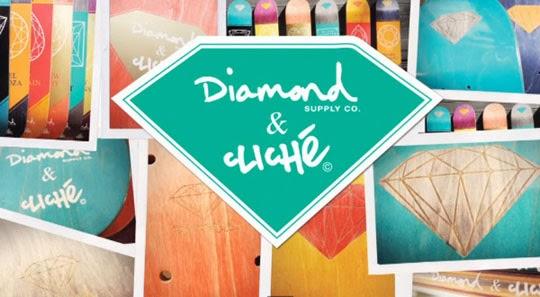 CLICHÉ X DIAMOND COLLABORATION