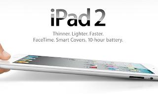 Apple Ipad 2 Spesifikasi dan Harga