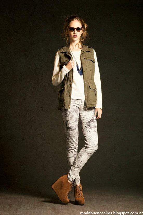 Otoño invierno 2013 Looks moda