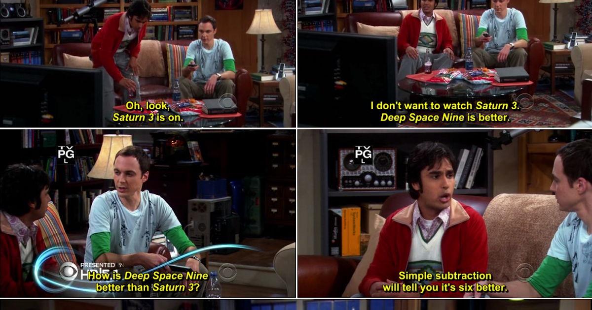 The Big Bang Theory Quote-21 ~ Quotes Red Son Justice League