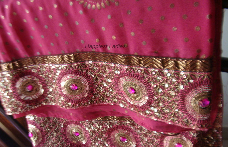 How To Make A Sari Happiest Ladies
