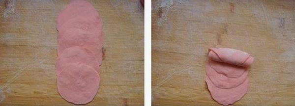 Cán bột làm bánh bao cho mỏng