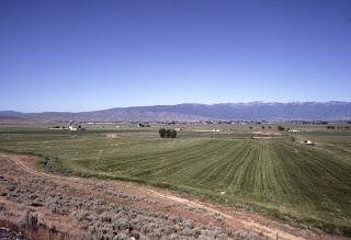 Landscape contrast