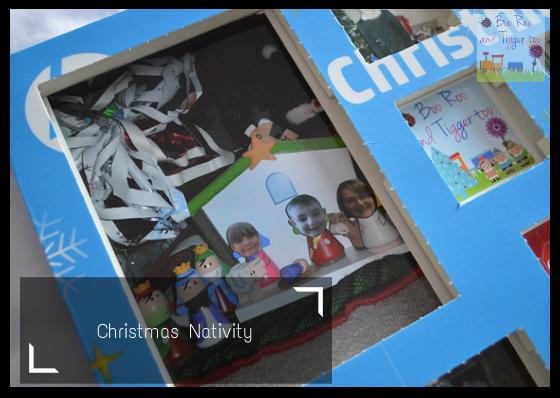 HP Christmas Advent Challenge - Christmas Nativity