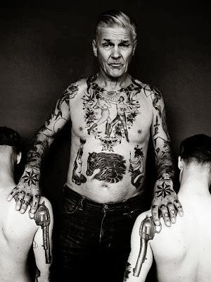 tattoo antiga boxe