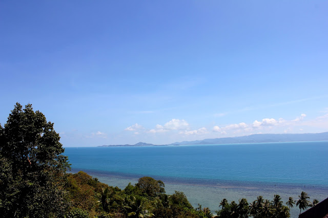 Ko Phangan beach water