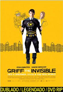 Assistir Griff O Invisivel Dublado ou Legendado 2013