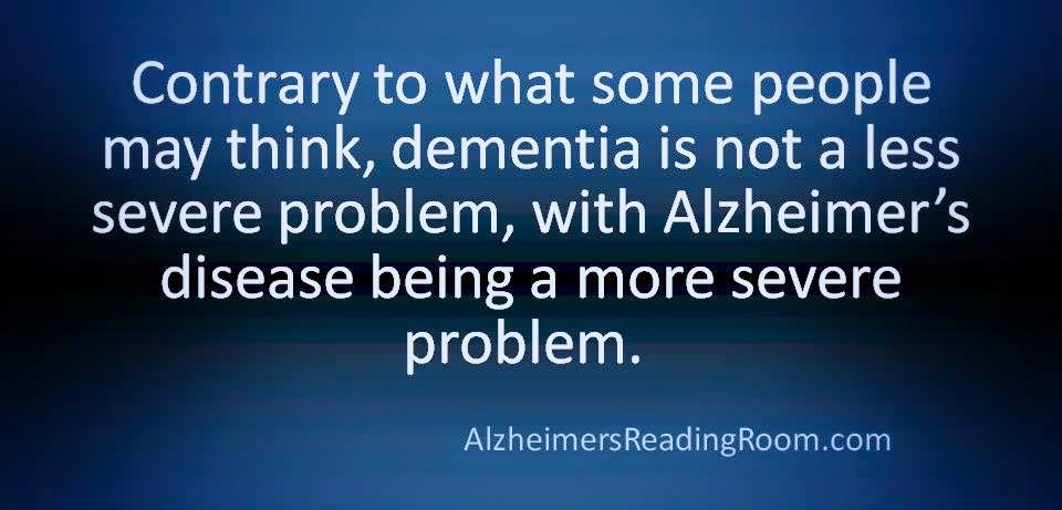 Learn More About the Difference Between Dementia and Alzheimer's | Alzheimer's Front Row