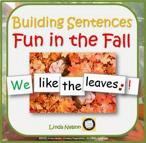 http://www.teacherspayteachers.com/Product/Building-Sentences-Fun-in-the-Fall-283081