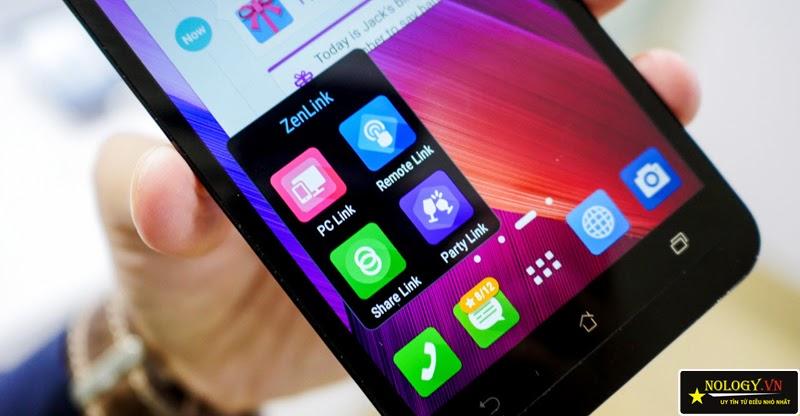 Asus Zenfone 2 thiết kế