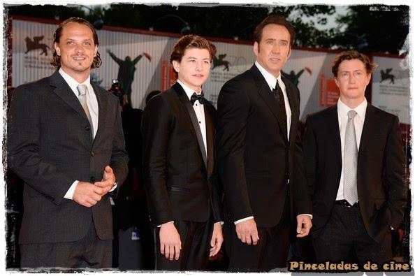 Joe, Gordon, Green