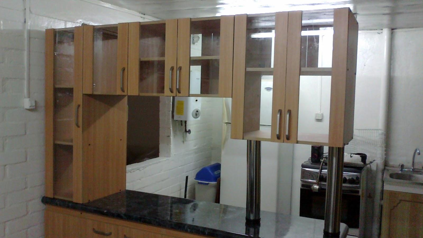Silva e hijos mueble cocina americana - Mueble persiana cocina ...