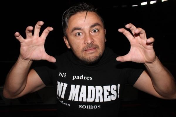 Averno - CMLL - Lucha Libre