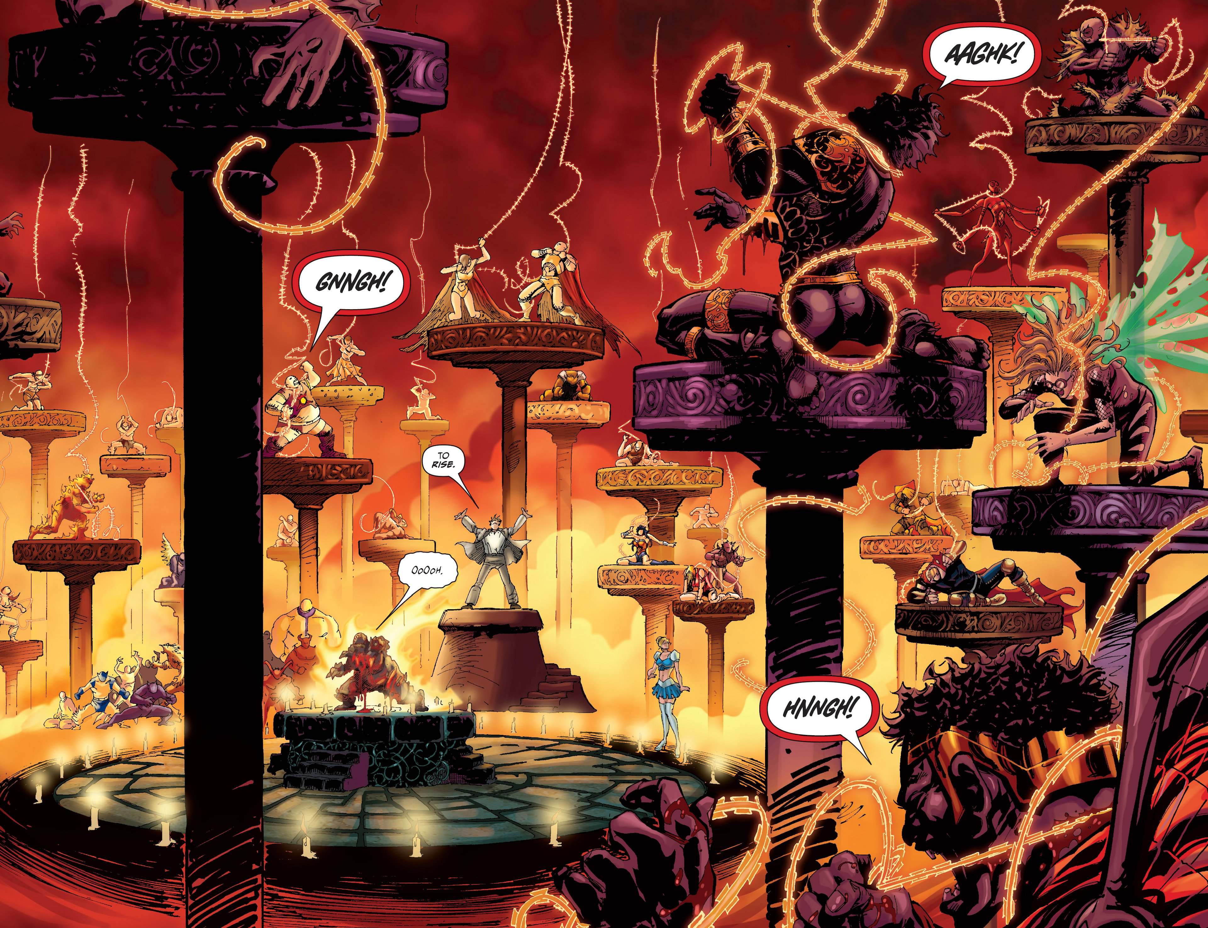 Grimm Fairy Tales (2005) Issue #88 #91 - English 18