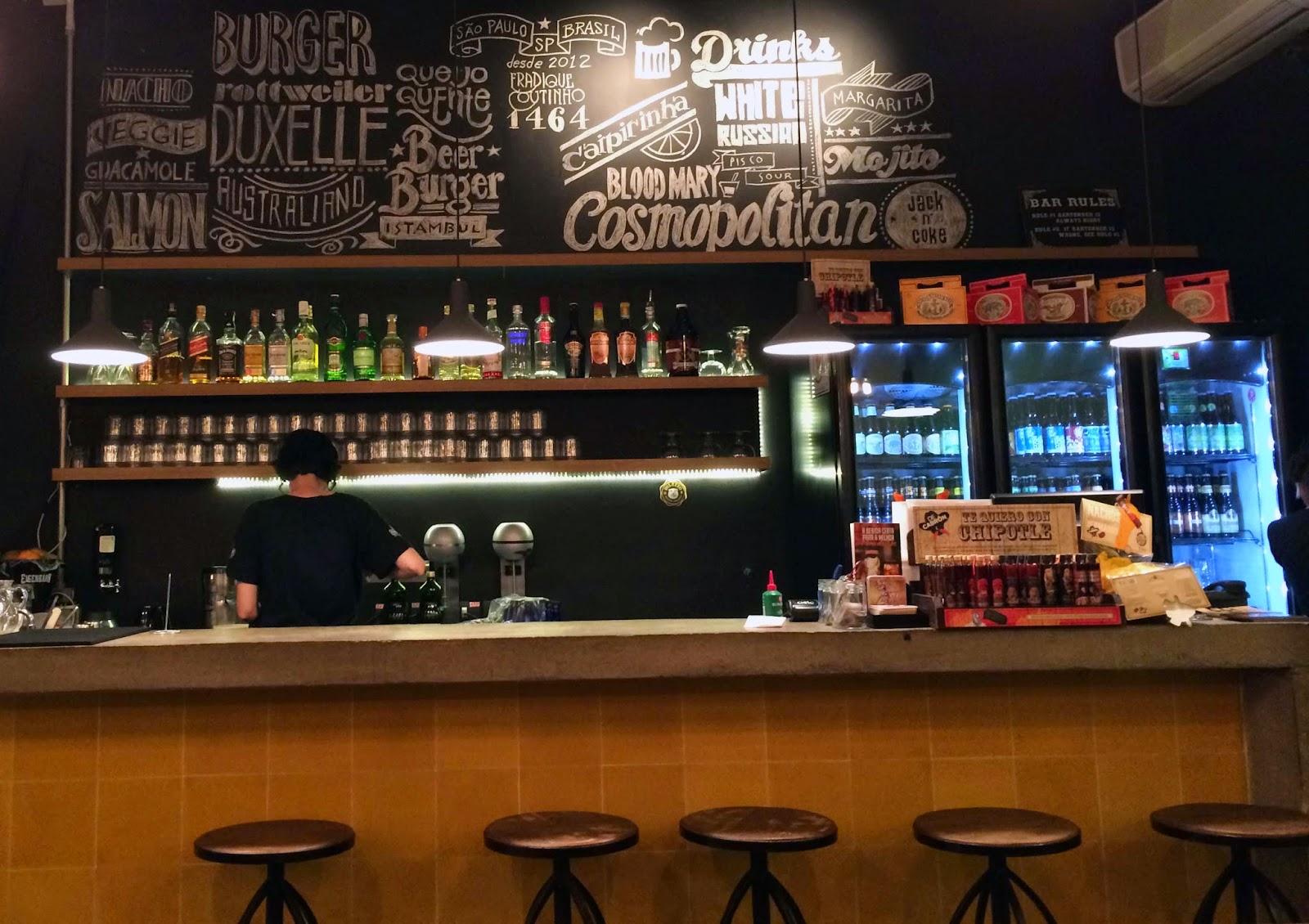 Vapor Burguer & Beer: Hambúrgueres feitos como você nunca viu