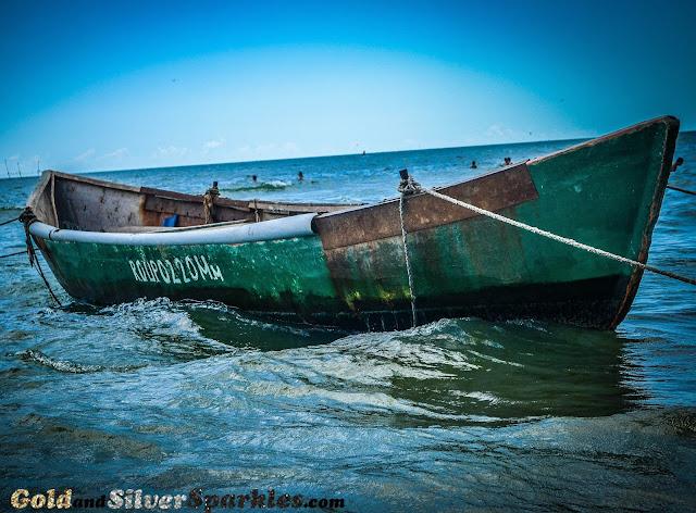 abandoned, abandoned boat, sea, sky