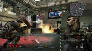 Tom Clancys Rainbow Six Vegas 2 Game