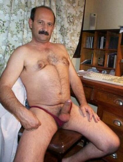 Men turkish nude hairy bear