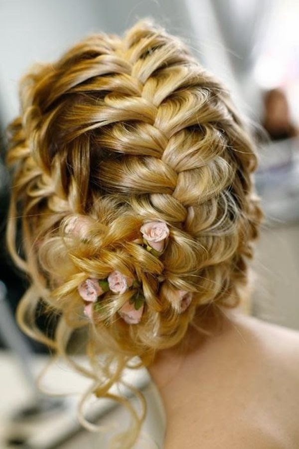 Marvelous Wedding Hairstyles Art