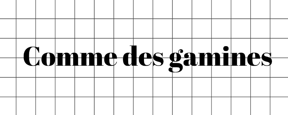 Comme des gamines