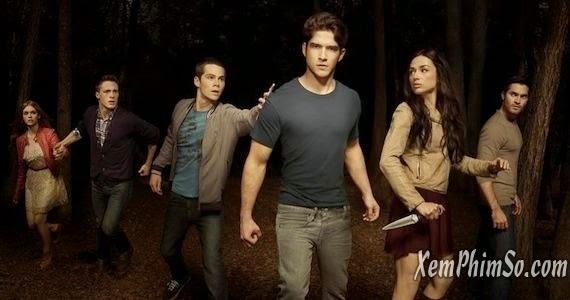 Người Sói Teen Phần 4 heyphim Teen Wolf Season 2 Cast