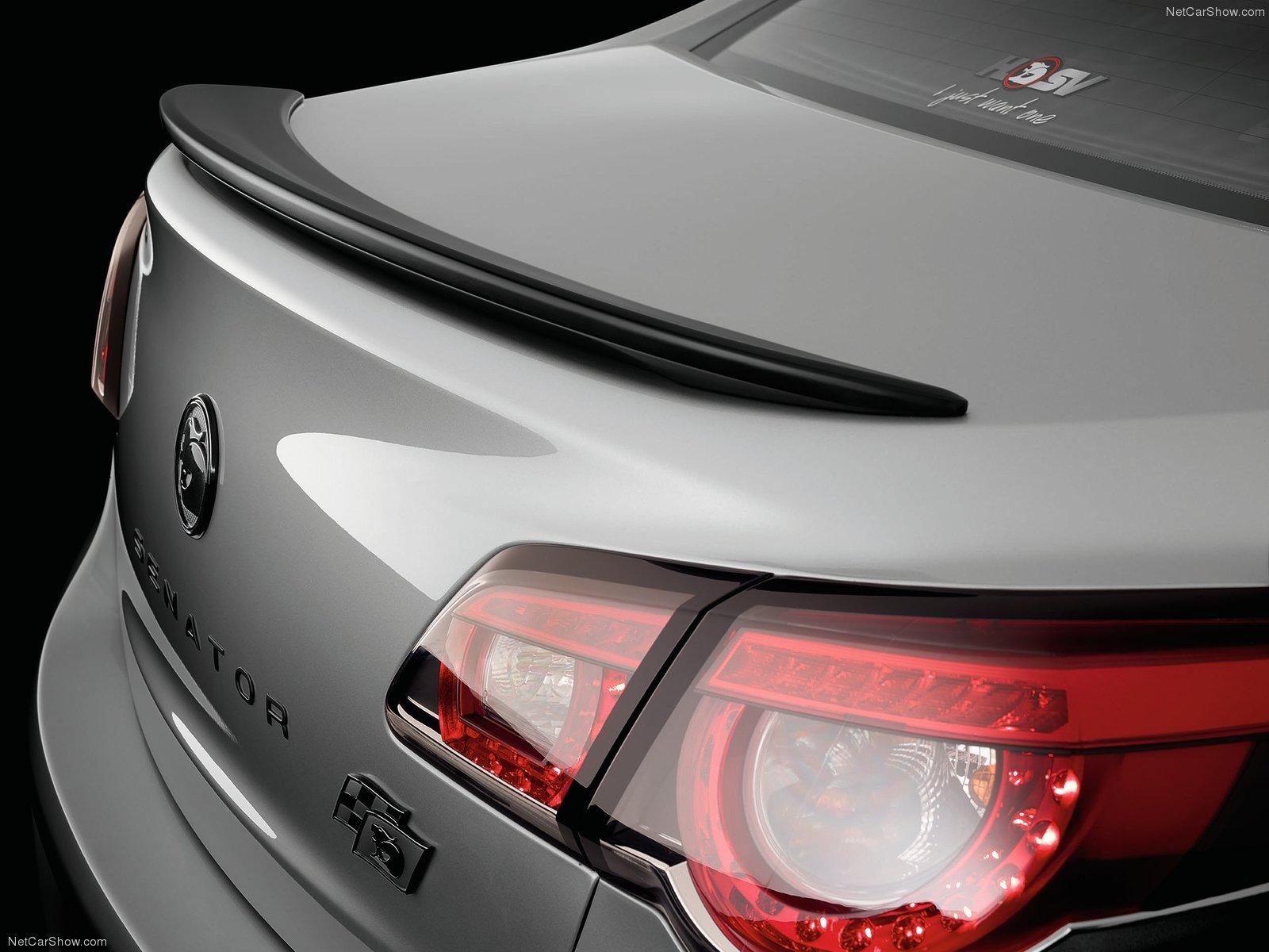 Hình ảnh xe ô tô HSV Gen-F Senator SV 2015 & nội ngoại thất